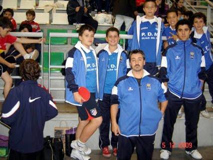 ZONAL LA ZUBIA 2008