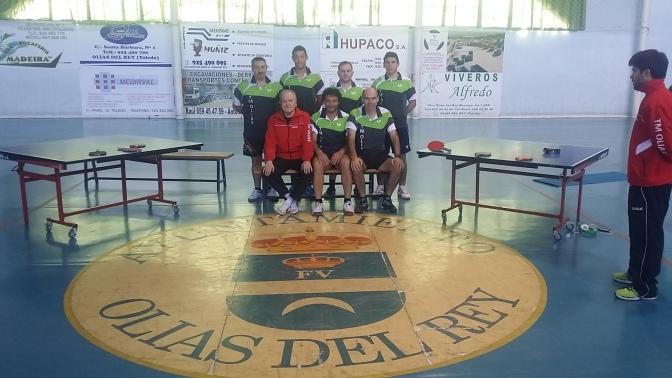 EQUIPO BASE 3ª NACIONAL TEMPORADA 2014/2015